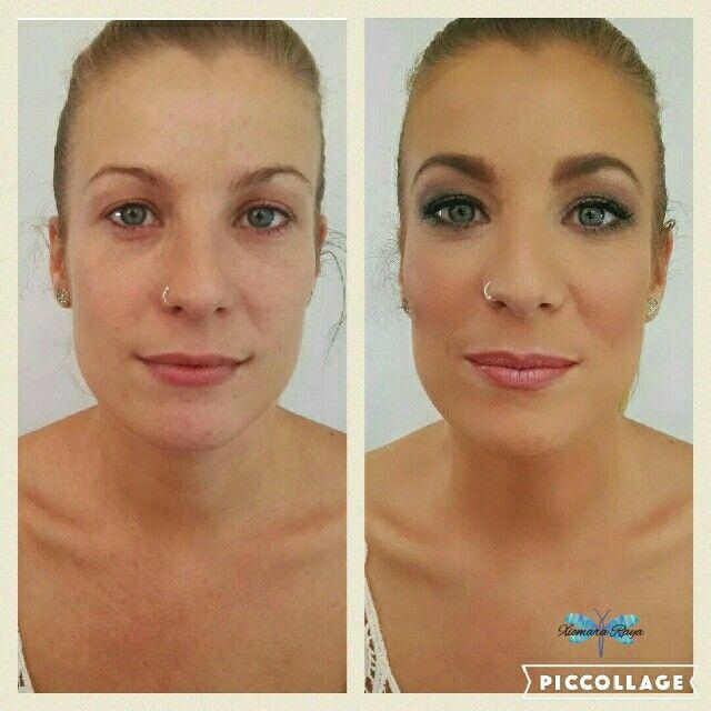 Ayer os subí el vídeo del maquillaje que le hicimos a @13rociogf  . Un amor de niña y un rostro precioso. Espero que os guste. Gracias guapa, todo un placer.😉 #maquilladoragranada #makeup #tutorialesdemaquillaje #ojosverdes #ojosazulados