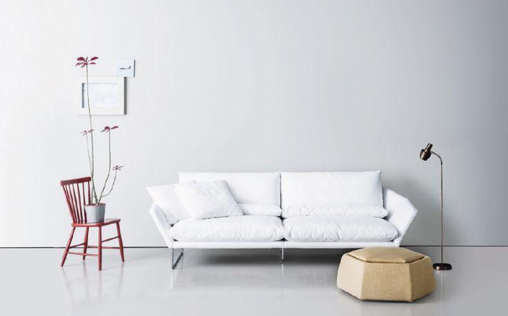 Cut & Paste – Saba Italia sofa