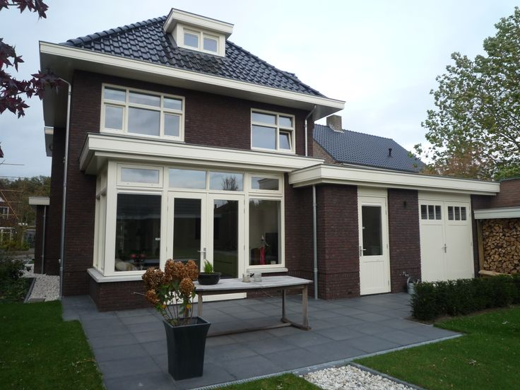 Uw eigen huis bouwen en hulp nodig! contact Schaepers Bouwontwerp  Advies. Dit specifieke ontwerp is tot stand gekomen naar wens van de opdrachtgevers