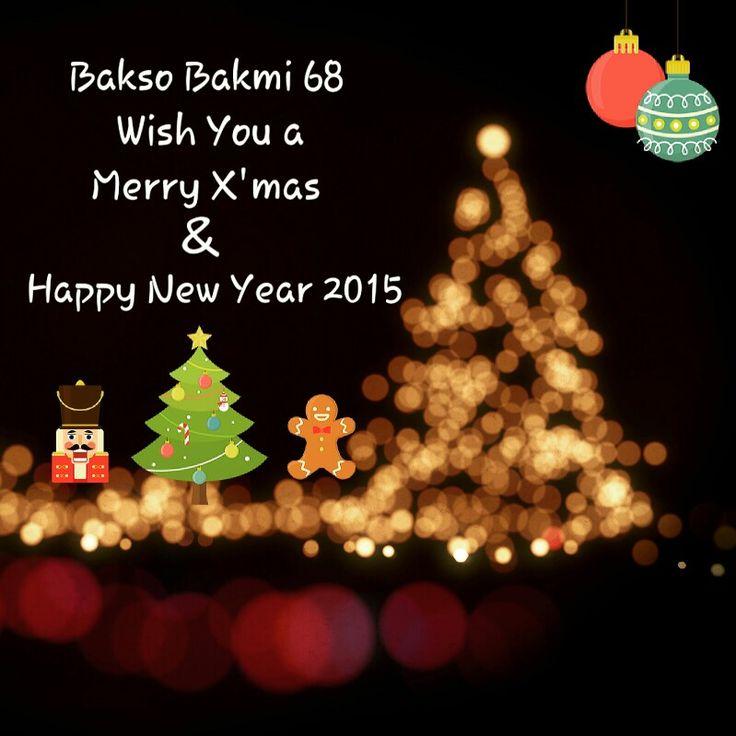 Merry X'mas 2014 & Happy New Year 2015!