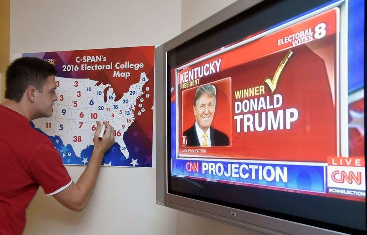 Trump falsely claims he got biggest Electoral College win since Reagan:  February 16, 2017