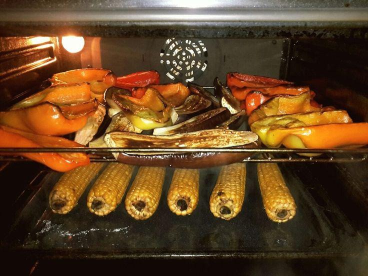 #ужин должен быть разнообразным. Гарнир в том числе  #еда