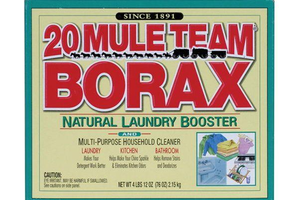 Borato de sodio (bórax), un humilde insecticida y detergente para la ropa, tiene el potencial de curar el artritis, la cándida y muchas otras enfermedades.