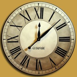 shillville clock company extra large wall clocks by guinevere