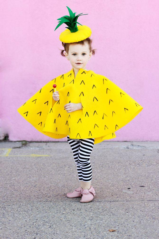 Pineapple Cape by Delia Creates