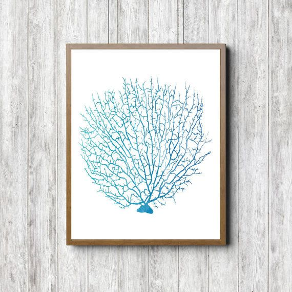Best 25+ Coral Wall Art Ideas On Pinterest