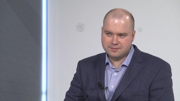 Алексей Степанов. Руководитель областной общественной организации «Здоро...