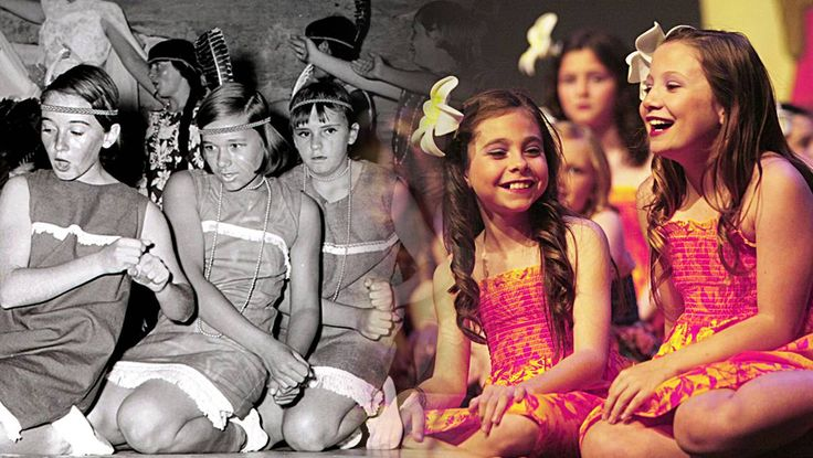 THEN & NOW: Growing up in the Illawarra