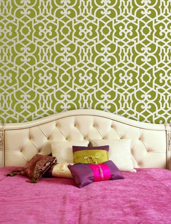 Die besten 25+ Marokkanische schablonen Ideen auf Pinterest - erstellen exotische inneneinrichtung marokkanischen stil