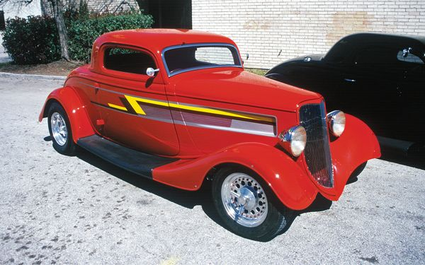 ZZ Top 1934 Ford Eliminator