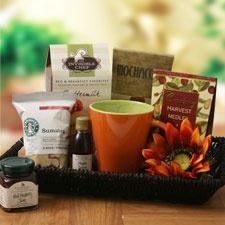 Tray Gourmet   Breakfast Gift Basket  Price: $76.95