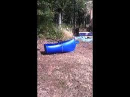 Image Result For 55 Gallon Plastic Drum Pontoon Boat