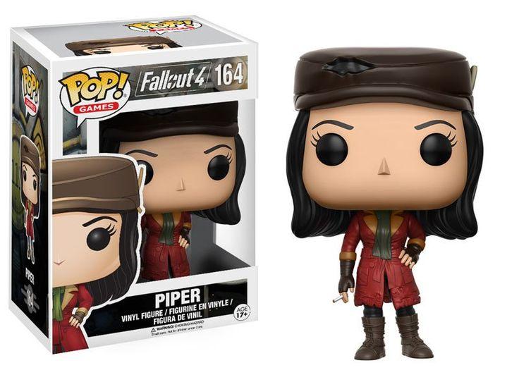 Pop! Games: Fallout 4 - Piper