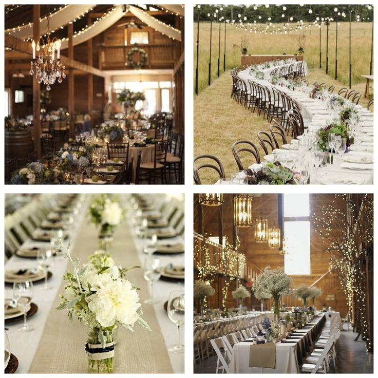116 best d coration mariage champ tre et bleu images on. Black Bedroom Furniture Sets. Home Design Ideas
