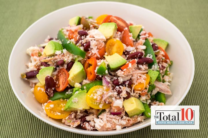 Total 10 Protein Bowls: Eat a lighter version of the cuisines you love. Use protein as a base, and in-season toppers from the shopping list to add healthy sources of flavor. Delicious and Oz-Approved!