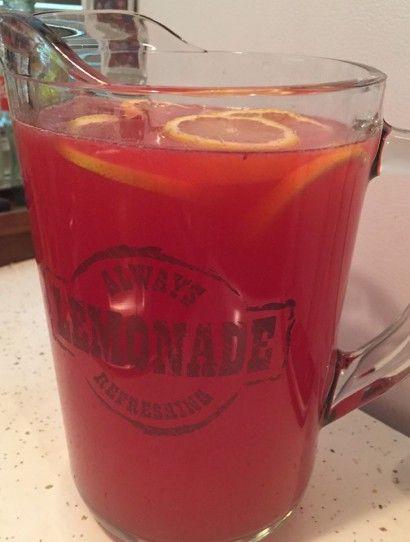 Blueberry Lemonade | Tasty Kitchen: A Happy Recipe Community!