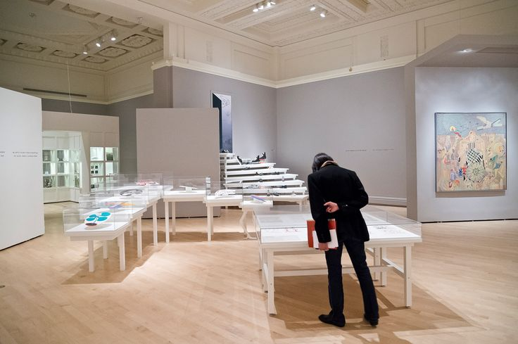 """L'exposition """"Alfred Pellan. Le grand atelier"""", présentée au MNBAQ du 13 juin au 15 septembre 2013."""