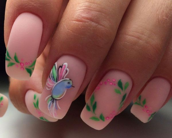 Stylish Nail Designs And Ideas For Spring 2019 2020 Nail Designs