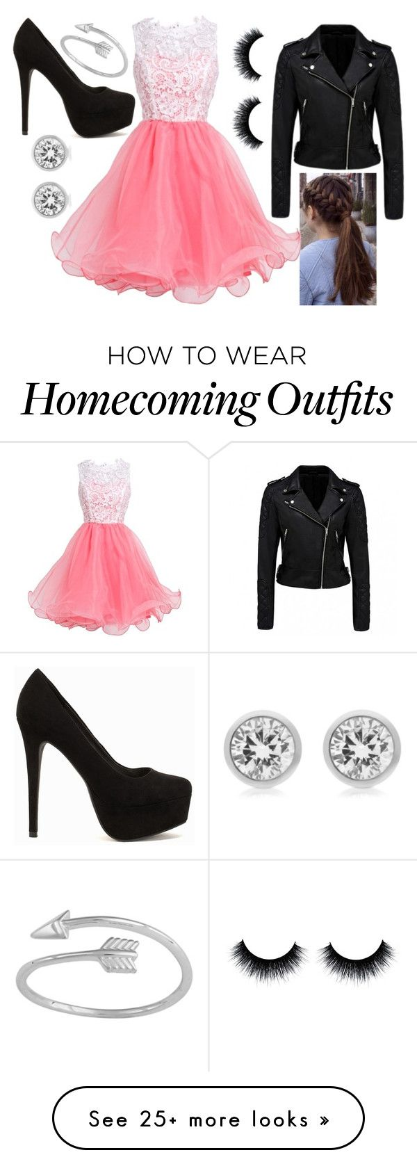 """"" by hcs72902 on Polyvore featuring Nly Shoes, Forever New and Michael Kors"