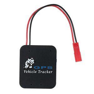KKmoon TX-5A Moto GPS GSM Traceur Traqueur Tracker Localisation d'alarme en Temps Réel Anti-Perdu Antivol Système de Sécurité