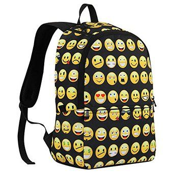 Fun Emoji Backpack