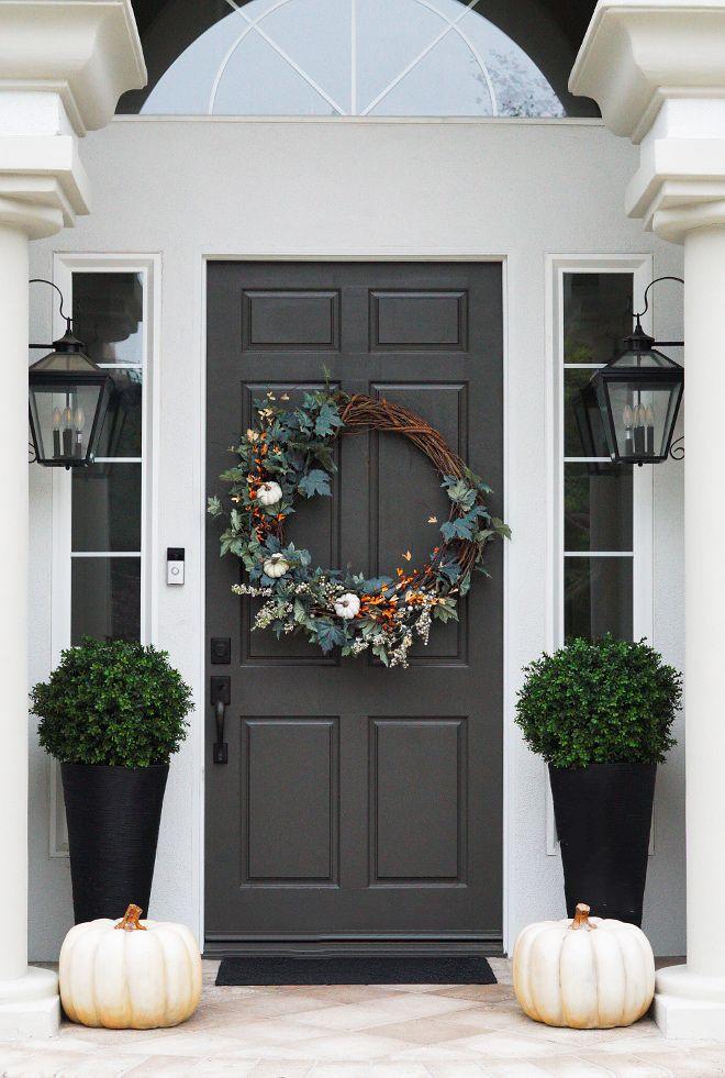 2018 Fall Decorating Ideas Entry Decor Traditional Interior Design Entrance Decor