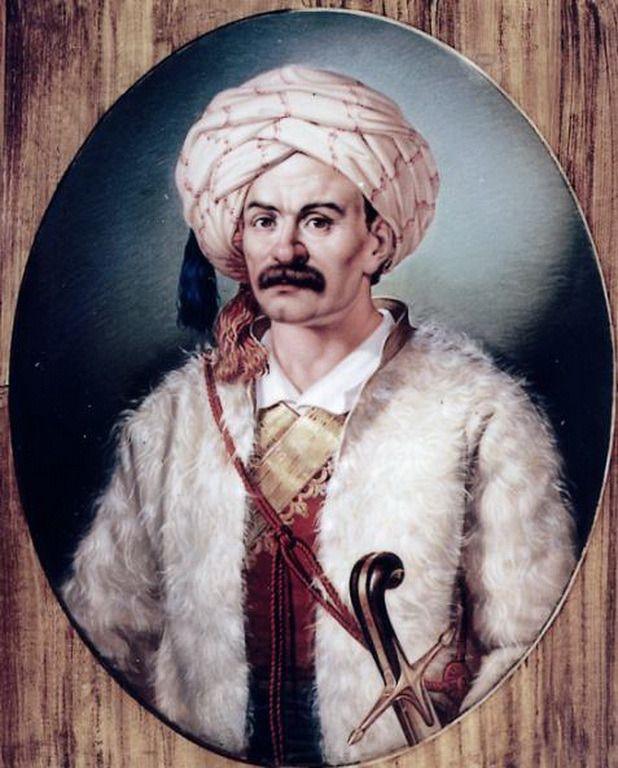 Τσόκος Διονύσιος – Dionysios Tsokos [1820-1862] | paletaart – Χρώμα & Φώς