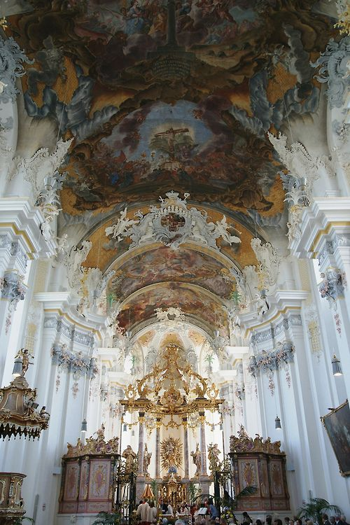 St. Paulinus' Church, Trier, Germany