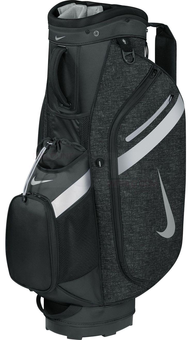 Nike Sport Cart IV Bag 14-Way Dual-Sided Top, Lightweight, Durable Mens Golf Bags Bags & Carts