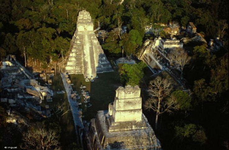 Tikal National Park, Petén #Guatemala