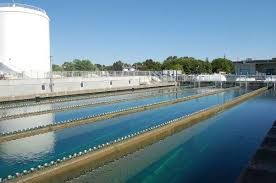Before arriving at your tap, water is treated at the Ampac Water Treatment Plant to remove sediment, bacteria, and other impurities. #watertreatment #ampac #healthywaterhealthylife