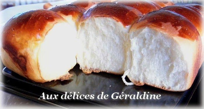 : Brioche moelleuse sans beurre et sans oeuf (De Christophe Michalak)