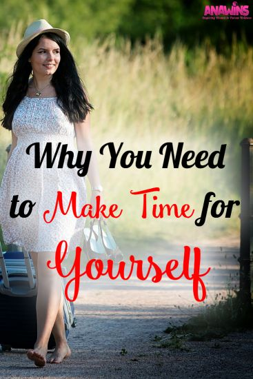 Mothers are on the job 24 hours a day 7 days week. Getting a break is rare. When we are constantly giving to our family, we start to lose our joy and end up in a place we don't want to be. Find out why you need to make time for yourself.
