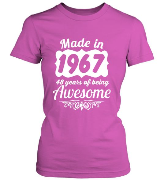 made in 1967 - Fabrily