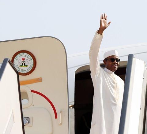 BREAKING News: Presidential Jet Departs UK for Nigeria (Video) http://ift.tt/2ifiEpT