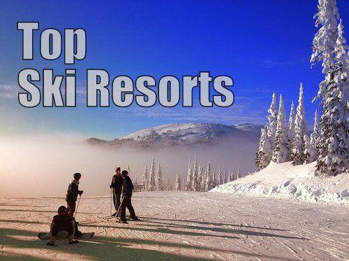 Top Ski Resorts