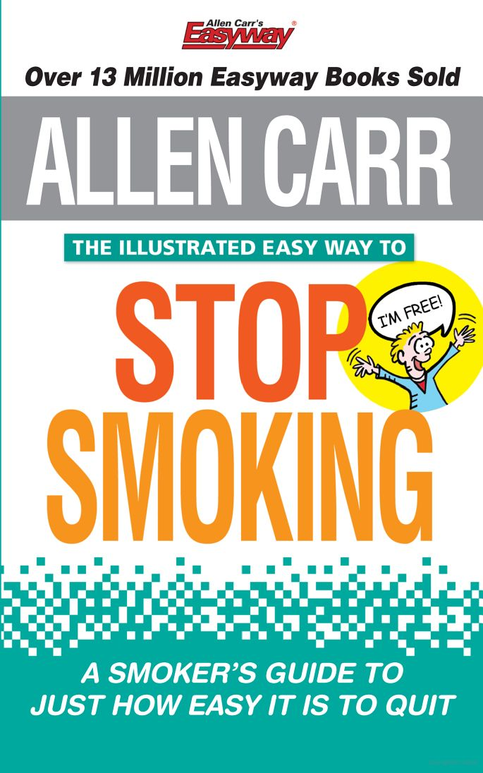 quit smoking book allen carr pdf