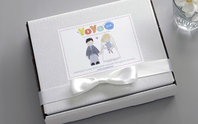 YoYo-Me Deluxe Wedding Box For children at the wedding