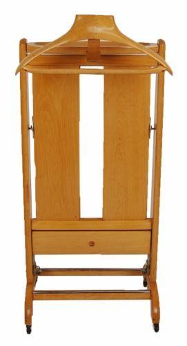 Mid Century Italian Designed Modern Clothes Valet Suit Stand Henry Hanger | eBay