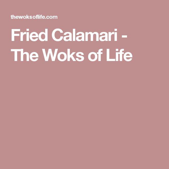 Fried Calamari - The Woks of Life