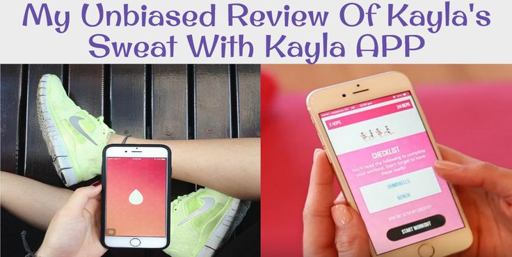 Thinking of getting the latest Kayla Itsines Sweat With Kayla App? DO NOT PURCHASE IT BEFORE READING this unbiased review of Kayla Itsines App!