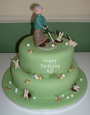 Cake Making Classes Lanarkshire : 36 best images about Ben s 30th Birthday Golf Cake on ...