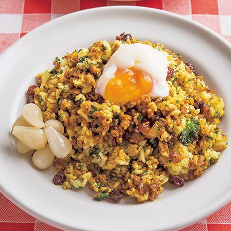 ドライカレー風混ぜご飯   Mako(多賀正子)さんのごはんの料理レシピ   プロの簡単料理レシピはレタスクラブニュース