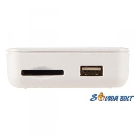 Kingston MobileLite Wireless Flash Reader G3 vezeték nélküli kártyaolvasó