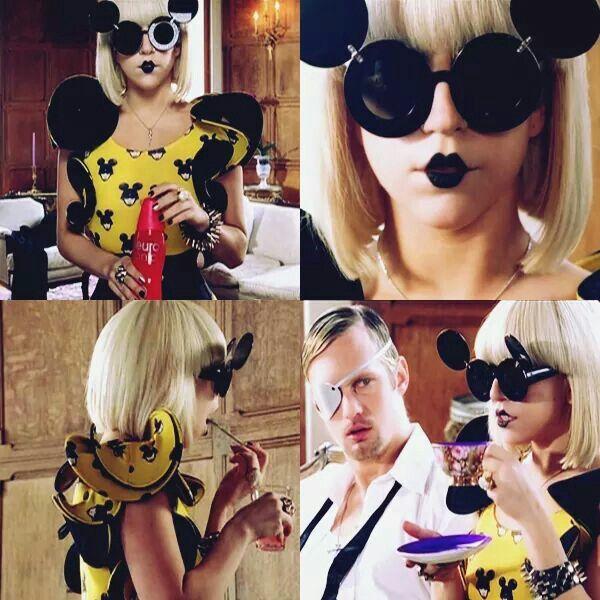 Lady Gaga (Paparazzi)
