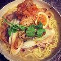 ガッツリ食べてスタミナ補給!「豚キムチ×麺」のボリューム満点おかず
