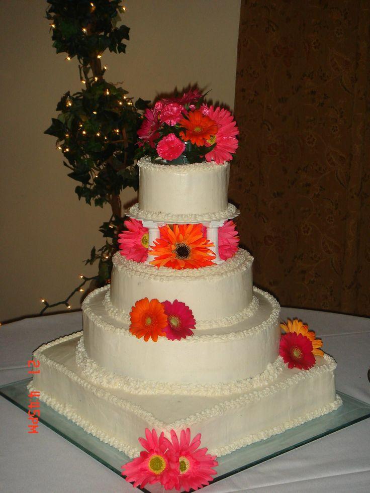 April Wedding Cakes