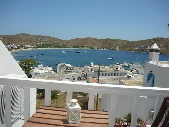 AGNADI VILLA Traditional studios & apartments #Cyclades #Serifos #Greece #GuestInn