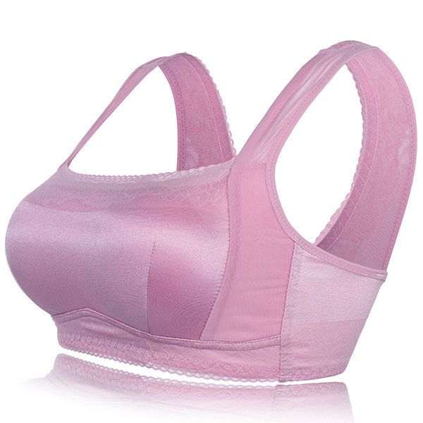 Soft Wireless Bandeau Breathable Sleeping T-shirt Bras