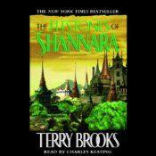 The Elfstones of Shannara: The Shannara Series, Book 2 By [Terry Brooks]
